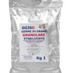 germe di grano granulare