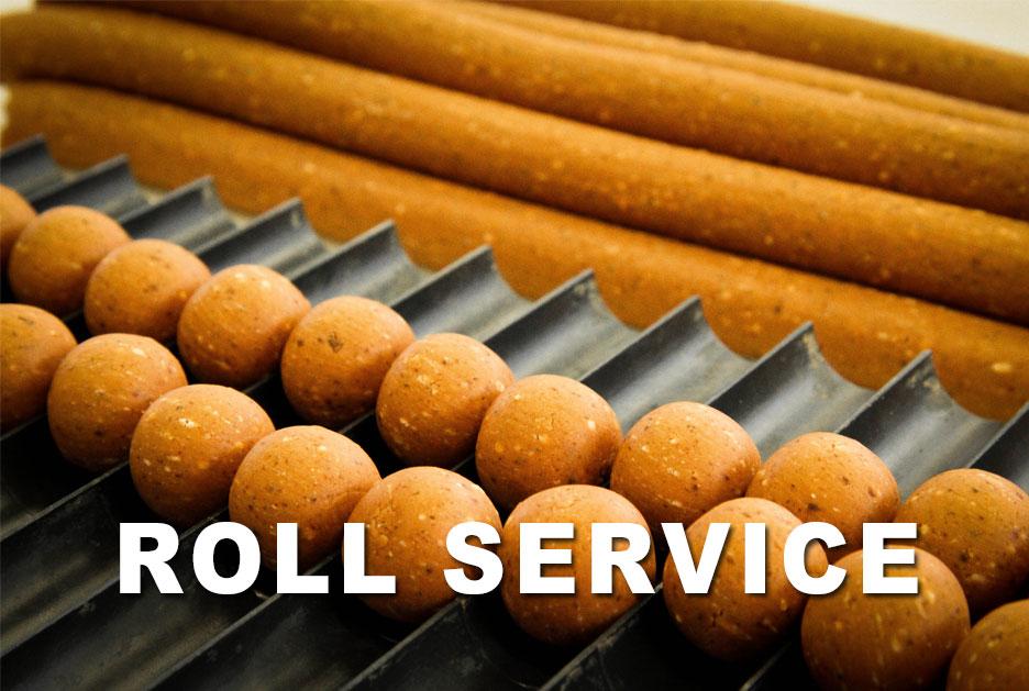 Servizio di Rollatura Boilies